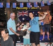 Grand prize winner - Thanks Rimping