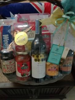 Rimping Aussie Food Hamper - First Prize