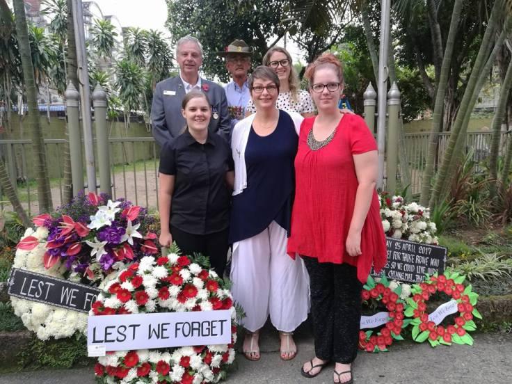 A nice memorial remebrance