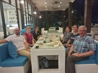 Anita & dinner, Mix North Hill