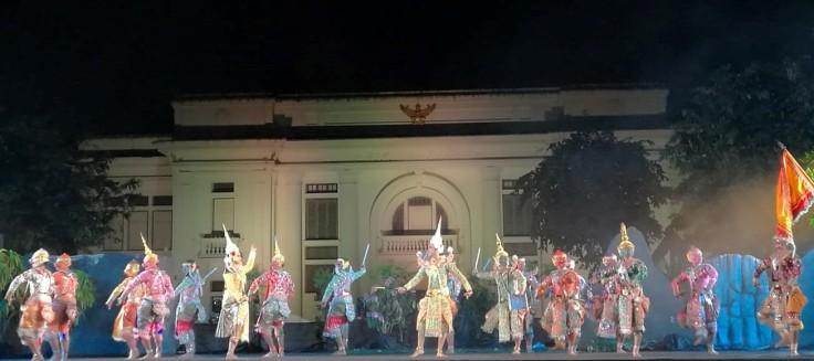 Khon Dance 2