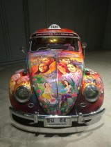 Loved this painted bug