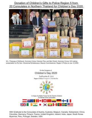 Children Day Region 5 Police